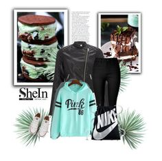 """""""For every style"""" by nejra-l ❤ liked on Polyvore featuring Lipsy, NIKE, Converse and Agave"""
