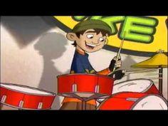 American Dragon Jake Long Both Theme Songs