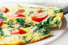 Breakfast Restaurants, Quiche, Diet Recipes, Clean Eating, Food Porn, Brunch, Food And Drink, Health Fitness, Snacks