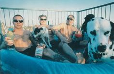 Sublime with Lou Dog and friends.