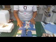 Naninhas da Bem - Brasília : aprenda a fazer seu molde - YouTube