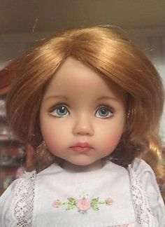 Dianna-Effner-Boneka-10-034-Monday-039-s-Child-Doll-034-Sophie-034-By-April-Norton