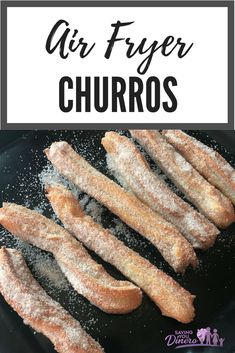 this recipe for Air Fryer Churros. It's kid friendly and it's a really yummy dessert to make in your AirFryer.Try this recipe for Air Fryer Churros. It's kid friendly and it's a really yummy dessert to make in your AirFryer. Air Fryer Recipes Dessert, Air Fryer Recipes Appetizers, Air Fryer Recipes Snacks, Air Frier Recipes, Air Fryer Recipes Breakfast, Meat Recipes, Vegetarian Recipes, Air Fryer Recipes Ground Beef, Chicken Recipes