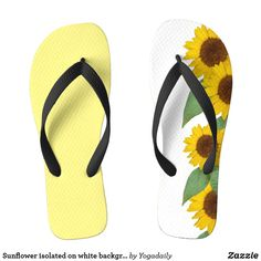 Shop for Sunflower sandals & flip flops on Zazzle! Check out our selection of cool, comfortable Sunflower sandals. Womens Flip Flops, Flipping, Flip Flop Sandals, Art For Kids, Wedding Gifts, Art Pieces, Beach, Life, Fashion