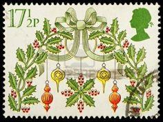 British postage -christmas-decorations-circa-1980.jpg