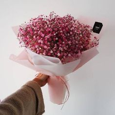 Shared by A. Find images and videos about flowers on We Heart It - the app to get lost in what you love. Purple Flower Bouquet, Beautiful Bouquet Of Flowers, Dark Flowers, Happy Flowers, Romantic Flowers, Simple Flowers, Beautiful Flowers, Vintage Flowers, Gift Flowers