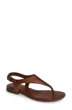 Frye+'Carson+Seam'+Leather+Thong+Sandal+(Women)+available+at+#Nordstrom