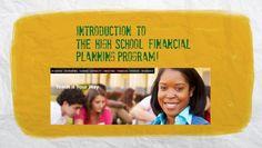 High School Financial Planning Program   HSFPP