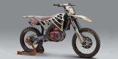 Honda-Werkstuner Mugen hat auf der Tokyo Motorcycle Show mit der E.Rex das Konzept eines elektrisch angetriebenen Motocross-Bikes auf Basis der Honda CRF250R vorgestellt. Leider sind bislang weder Infos zu den Leistungsdaten noch zu eventuellen Produktionsplänen bekannt. motorcycle-magazine.com