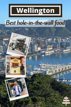 We visited Wellington for the first time with our 2-month old baby, so tended to avoid sit-down meals in favour of hole-in-the-wall joints, street food and quick bites. Over 3 days in the city, we stopped at more hole-in-the-walls and quick bite spots than we'd care to admit! Here are some of our very favourite… #Food #Foodie #Travel #TravelFood #TravelTips #TravelInspiration #TravelNZ #TravelNewZealand #NewZealand #Wellington 2 Month Old Baby, Wellington New Zealand, New Zealand Travel Guide, 2 Month Olds, Best Street Food, Capital City, Places To See, Travel Inspiration, Travel Tips