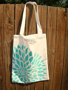 painted reusable bags - Google Search