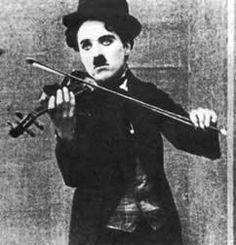 Chaplin was left handed too