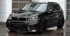 Make Your BMW X5 More Aggressive With TopCar And Lumma #BMW #BMW_X5