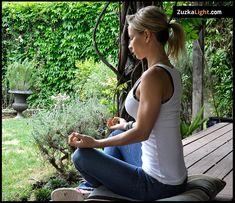 10 Minute Meditation for Inner Strength by Zuzka Light