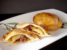 RECETINES ASGAYA: Paquetitos de Lomo con Manzana y Cebolla Roja Caramelizada