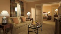 The Ritz-Carlton, Sarasota - Suite accommodations