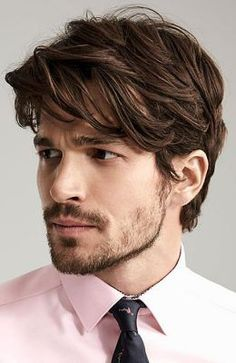 FashionBeans showcases all the latest men's hairstyle trends & photos in our… – Men's Hairstyles and Beard Models Medium Length Hair Men, Mens Medium Length Hairstyles, Medium Hair Cuts, Long Hair Cuts, Medium Hair Styles Men, Long Hair For Men, Mens Long Hair Styles, Fine Hair Men, Latest Men Hairstyles