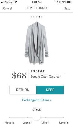Stitch Fix grey open cardigan Jean Outfits, Cool Outfits, Cardigan Outfits, Stitch Fix App, Stitch Fix Outfits, Jewellery Making Materials, Stitch Fix Stylist, Winter Sweaters, Open Cardigan