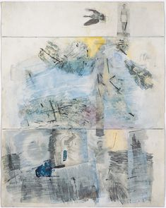 Robert Rauschenberg - Canto II: The Descent