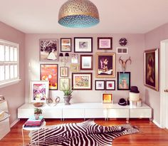 """Rohde's """"Energetic & Inspiring"""" Room — Room for Color Contest"""