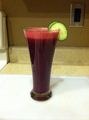 The Purple Power Juice Recipe is loaded with nutrients, has great flavor, is very filling, and is one of my go to dinner juices. #justonjuice #juicing ( http://www.justonjuice.com/purple-power-juice-recipe )