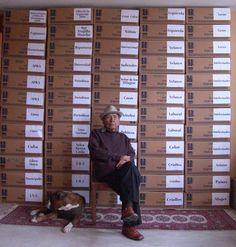 Chino Domínguez foto de su nieto Carlos Chung