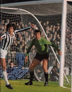 Gaetano Scirea et Dino Zoff