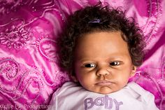 Mikki sculpted by Marita Winters; Reborned by Kate Charles African American Baby Dolls, Real Life Baby Dolls, Silicone Baby Dolls, Polymer Clay Dolls, Mixed Babies, Doll Tutorial, Baby Art, Reborn Baby Dolls, Pretty Baby