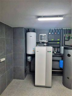 Pompa de caldura geotermala NIBE F1145 French Door Refrigerator, French Doors, Kitchen Appliances, Diy Kitchen Appliances, Home Appliances, Kitchen Gadgets
