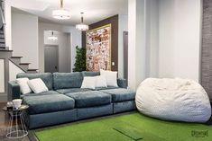 """De nuestros modelos más vendidos """"TOOT"""". Perfecto y cómodo para cualquier espacio. Love Sac, Lovesac Couch, Lovesac Sactional, Living Room Inspiration, Interior Design Inspiration, Modular Furniture, Living Room Furniture, Family Room, Room Decor"""