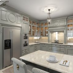Classic Style Kitchen Furniture Timeless Furniture For Your Home Cozy Kitchen, Home Decor Kitchen, Kitchen Furniture, Modern Kitchen Cabinets, Kitchen Cabinet Design, Small Space Interior Design, Interior Design Kitchen, Luxury Kitchens, Home Kitchens