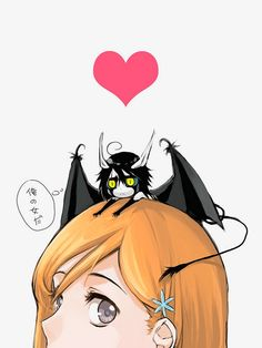 .Ulquiorra and Orihime