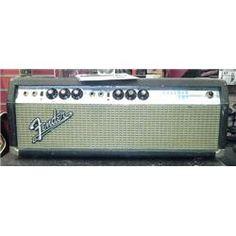 Fender Vintage 1967 Fender 1969 Fender Bassman Head Tube Bass Amp Head ()