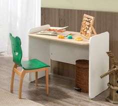 Natura Baby Dresser With Desk4
