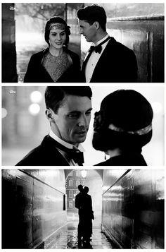 Downton Abbey Season 6, Mary and Henry ..