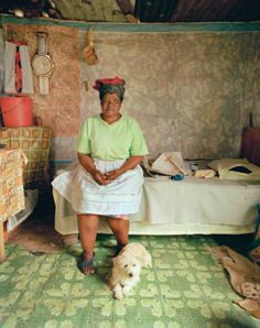 """Zwelethu Mthethwa, Untitled from """"Interiors"""" series, 1999"""