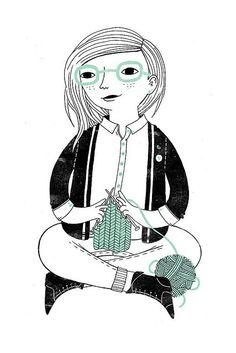 knitter sister