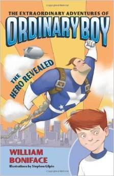 The Ordinary Boy Series by William Boniface -- book review with related writing activity