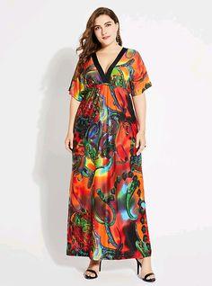 e89b4c930c 13 bästa bilderna på dress midi maxi | Neckline, Ladies fashion och ...