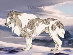 Name- Armines Pack- Takkota Rider- Animal Sketches, Animal Drawings, Fantasy Creatures, Mythical Creatures, Cartoon Dog Drawing, Fantasy Wolf, She Wolf, Creature Drawings, Anime Wolf