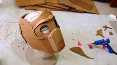 dali-lomo: Guardians Of The Galaxy: Star-Lord Mask DIY (with template) - updated: 05/09/2014