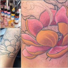 Intenze ink tattoo