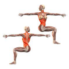 Rotation pose, legs to the left - Chakrasana left - Yoga Poses | YOGA.com