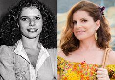 Débora Bloch: as transformações dos cabelos da atriz