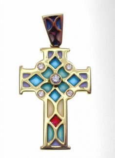 Art Nouveau Crosses