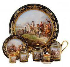 Sèvres Napoleonic Coffee Service