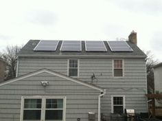 A rising trend of super-efficient, #solar -powered new homes allows #homeowners to combat rising #energy costs by giving back to the power grid. Some owners are even realizing a small profit from their home's power-generating capacity.