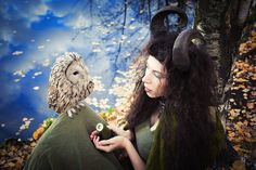 The Goddess, the Broom and the Barred Owl, Part 1