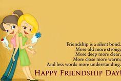 http://missufriend.in/happy-friendship-day-images/ When is Friendship Day - friendship day date 2016, when is friendship day 2016, friendship day in 2016, friendship day date, friendship day date in 2016