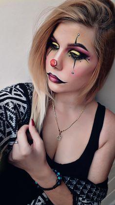 Halloween makeup mask 2017